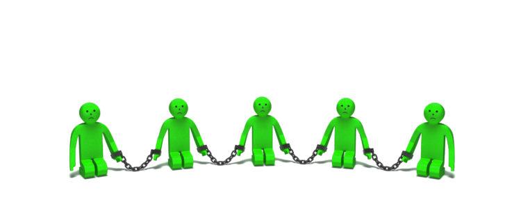 modern slavery human trafficking green v2
