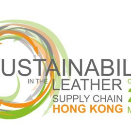 Sustainability in the Leather Supply Chain Conference 2018