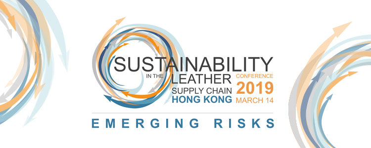 Sustainability in the Leather Supply Chain Hong Kong Conference 2019
