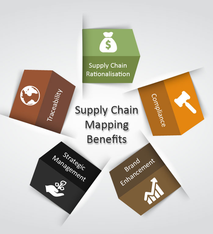 Benefits of Supply Chain Mapping