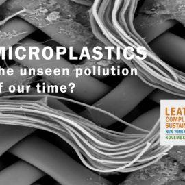 Microplastics Microfibres